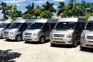 Cho thuê xe 16 chỗ đi sân bay Nội Bài GIÁ RẺ – XE MỚI ĐẸP
